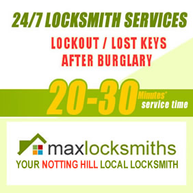 Notting Hill locksmiths