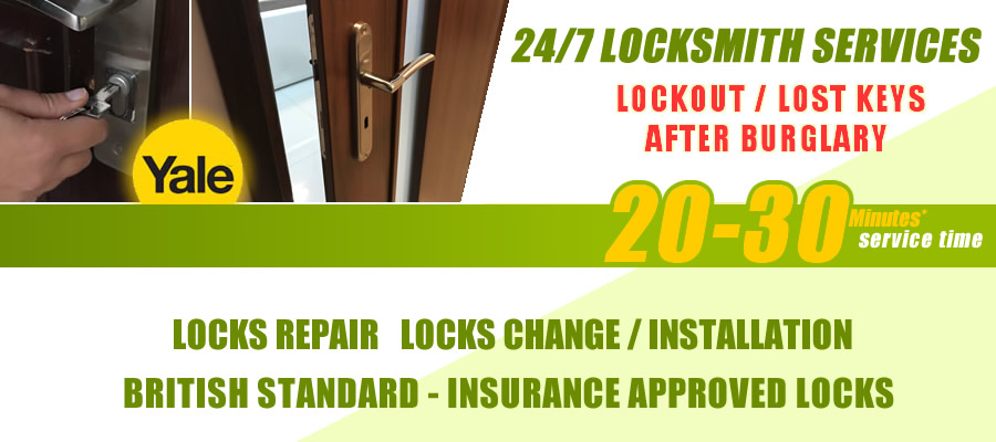 Holland Park locksmith services